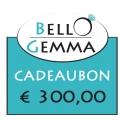 300 euro cadeaubon